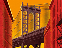 Great Cities - Poster Serie