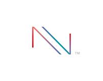 Neon logo design