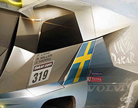 Volvo T4 Dakar Truck
