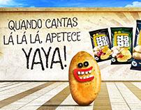 Batatas Fritas Yaya - Angola