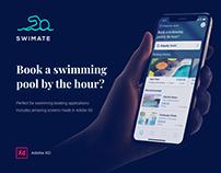 Swimate UI Kit
