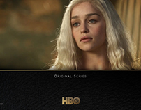 HBO Europe Rebrand // Angelsign Studio [Milano]