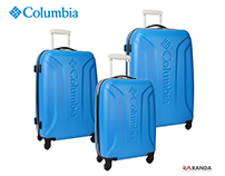 Columbia Sportswear, Artic Mass Luggage Set