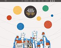 Website - Circo de Trapo