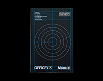 'OfficeUS Manual,' Book Design