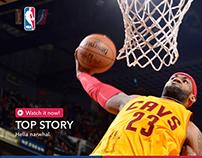 NBA Concept