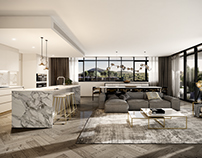 CAMPBEL 5 - GREENWICH PENTHOUSES animation