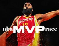 2015 NBA MVP Contenders