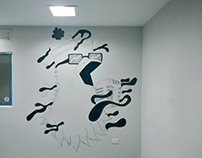 Wall painting I