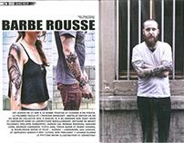 Barberousse - Rise Magazine N°36