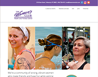 The Women's Club website