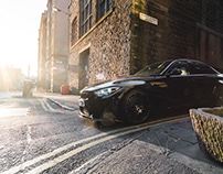 Good Morning Edinburgh - BMW M3