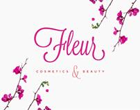 Fleur Cosmetics & Beauty | Brand Identity Design