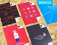 Event Posters by Thom Skinner
