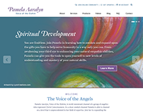 Website Design: Pamela Aaralyn, Healer