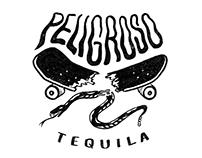 Peligroso Tequila illustrations