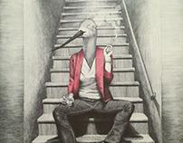 Stairwell Avocet
