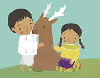 Mis Amigos los Pueblos Indígenas