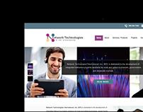 Network Technologies International Website