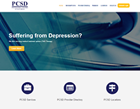 PCSD - Web Design