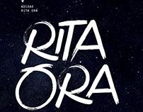 ADIDAS ORIGINALS ARGENTINA - RITA ORA