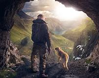 Sort de ta Grotte