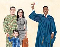 MOAA Military Family and Scholarship Programs