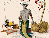 ANTROPOAMÓRFICO: Mermaid boy