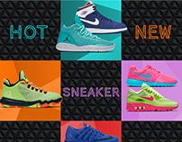 Spring Sneakers