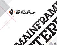 IBM Master the Mainframe Poster