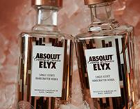 Absolut Vodka - Elyx