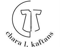 Brand Design / Chara l. Kaftans
