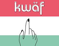 Kwaf Branding