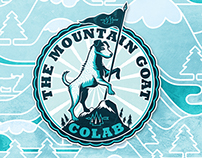 MOUNTAIN GOAT COLLAB : THE BEINN GHLAS PROJECT