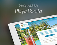 Web: Playa Bonita