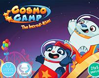 ~ Onlinegames ~ CosmoCamp © Frima