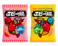 Package Character design for Snack food