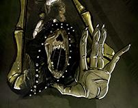 Iris Von Everec (Wraith)