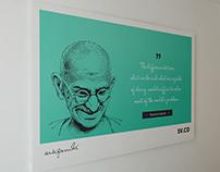 Quote | Mahatma Gandhi