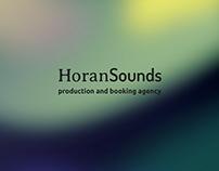 HoranSounds - Branding