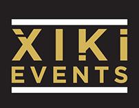 XIKI - EVENTS Branding