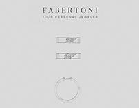 Fabertoni Wedding rings