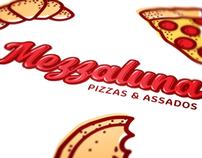 Mezzaluna - Pizzas & Assados