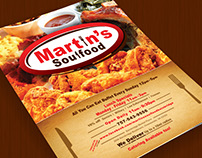 Martin's Soul Food Bainbridge Blvd. Chspk