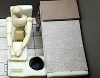 Anthropometric study - Dual purpose worktop