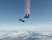 GMC #enlistme 360 Skydive