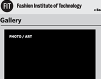 Fashion Institute of Technology Responsive Wires