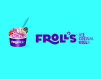 FROLL´S | Ice cream Rolls