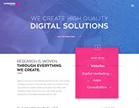 Digital Agency Design