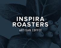 Inspira Roasters Branding